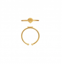 Petit Shell Ring